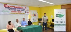 1808 deportistas inscritos en el Sudamericano Master de Atletismo