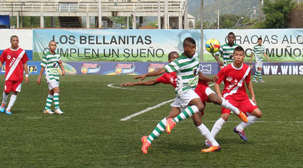 Antioquia Infantil superó a Valle y se clasificó a la Gran Final