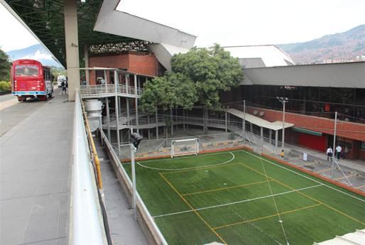 1er Torneo de Micro-Sintético Terminales Medellín