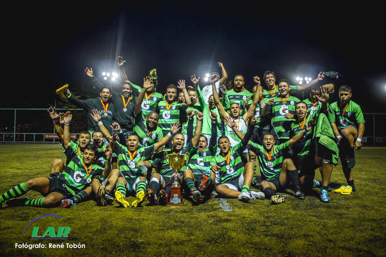 Histórico triunfo de Fénix R.C contra Duendes R.C - Cuarta Fecha de la Copa Telemedellín