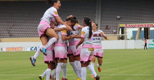 Comienza la Copa Pre Libertadores Femenina 2014