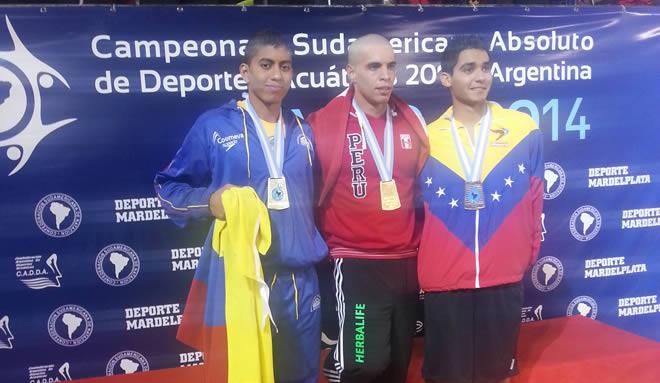 La Selección Colombia Coomeva de Natación