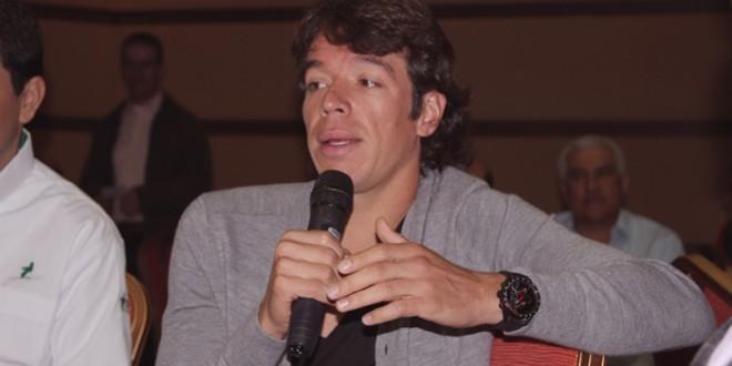 Rigoberto Urán engalanó el lanzamiento de Por Medellín en Bicicleta