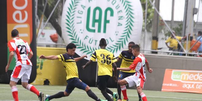 Fútbol aficionado a la carta