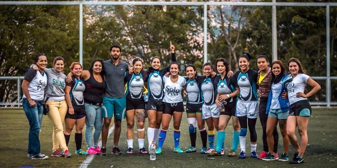 Athalantas Rugby Club gana el título de la categoría femenina