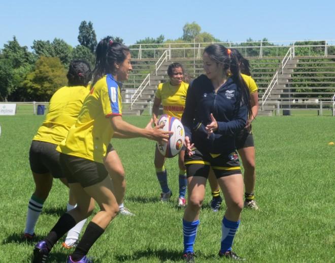 Rugby en Colombia