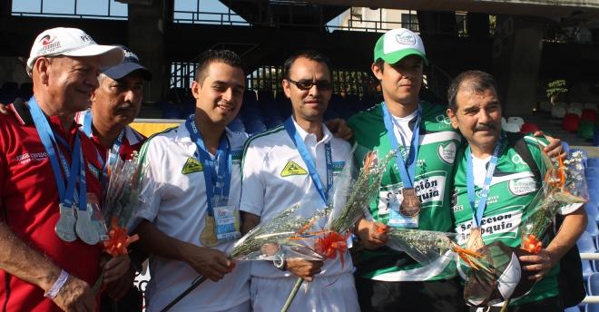 Ajedrez Juegos Nacionales ACORD