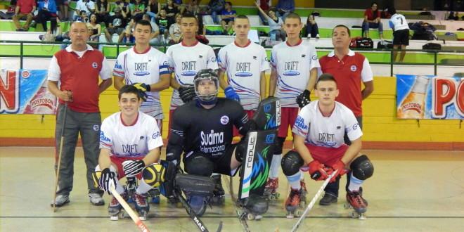 Súper Patín y Manizales HC reinaron en la II Parada Nacional de Hockey