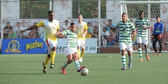 Antioquia selló su clasificación derrotando a Santander