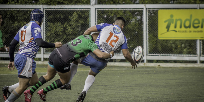 Gatos vs Fénix, final adelantada de la Copa Telemedellín de Rugby 15