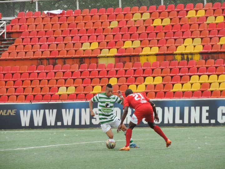 Selección Antioquia venció al Valle