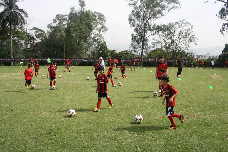 AC Milan en Medellin