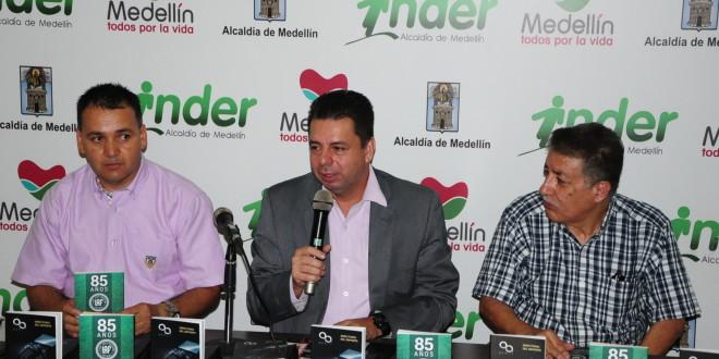 ACORD Antioquia presentó el nuevo Directorio del Deporte