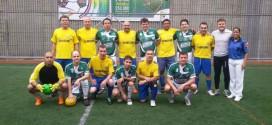Así va el 2º Torneo de Microfútbol para Medios de Comunicación Terminales Medellín