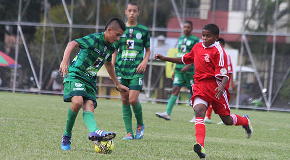 Selección Antioquia Infantil
