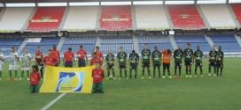 Amargo empate para la Selección Antioquia