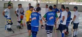 listo el equipo de la Selección Colombia de Hockey SP Manzana Postobón