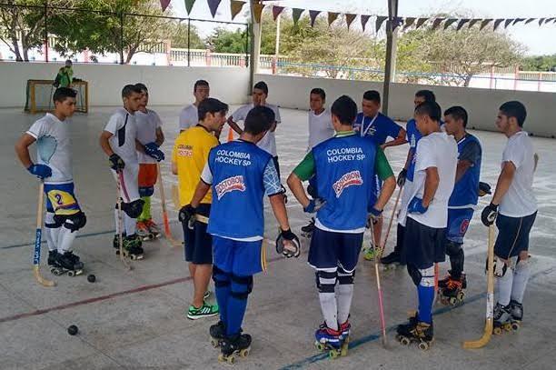 Selección Colombia de Hockey SP Manzana Postobón, se sumó a la de carreras y artístico, en lo que respecta a la lista de jugadores que representarán al país en el campeonato del mundo