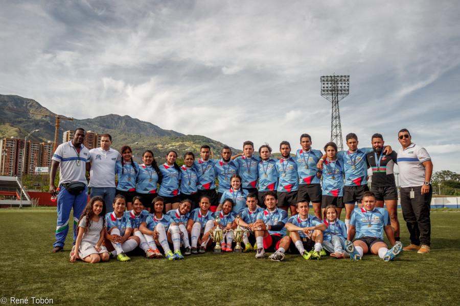 Copa de Rugby Sevens Marco Fidel Suárez 2015