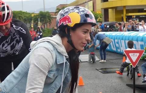 pista de supercross Mariana Pajón
