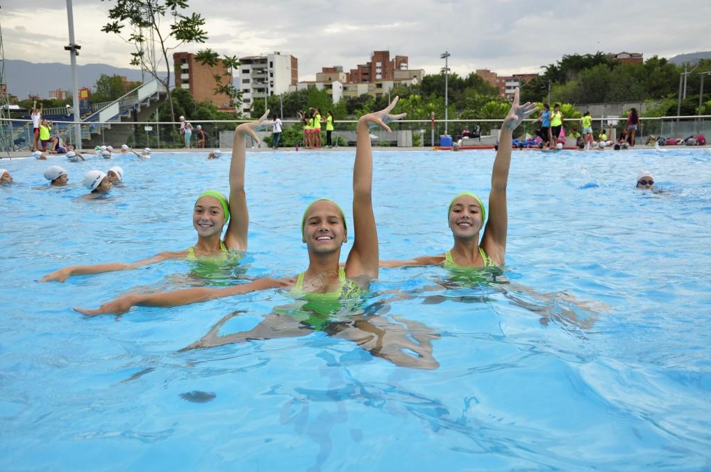 Panamericano de nado sincronizado