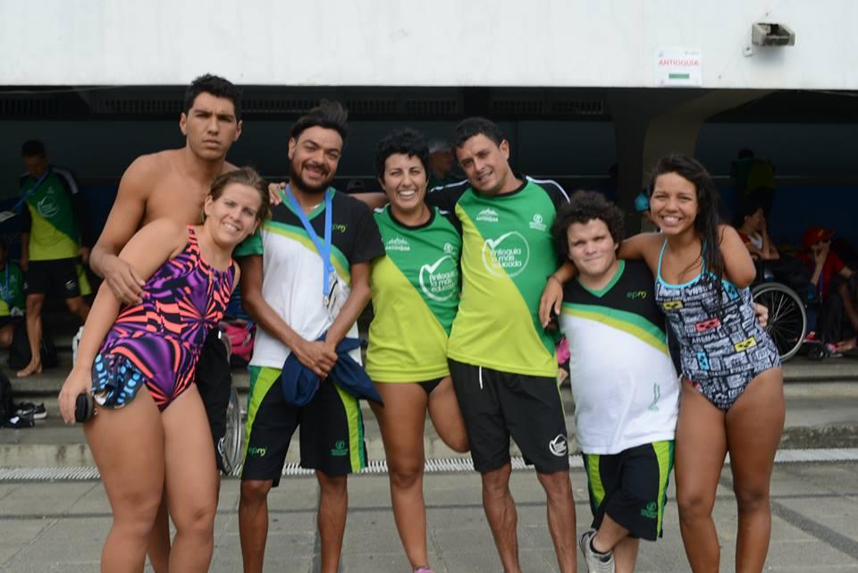 V Campeonato Nacional Interclubes de Paranatación,