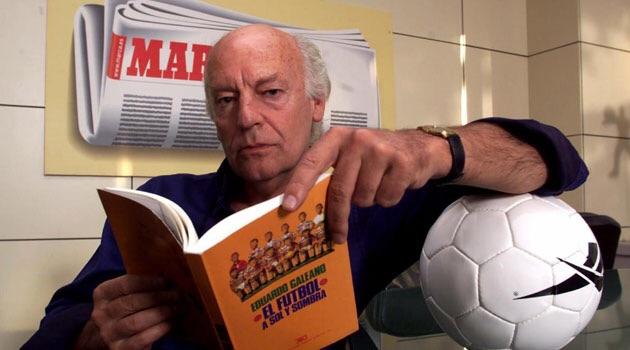 escritor Eduardo Galeano