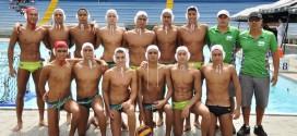 Selección Colombia de Polo Acuático sub 17, obtuvo su cupo al Mundial