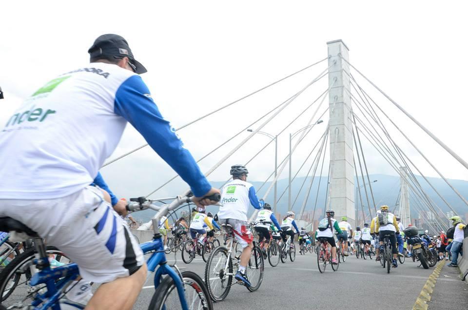 Por Medellín en Bicicleta