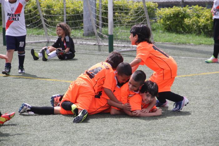 Festival de estrellas de Futbol Coogranada