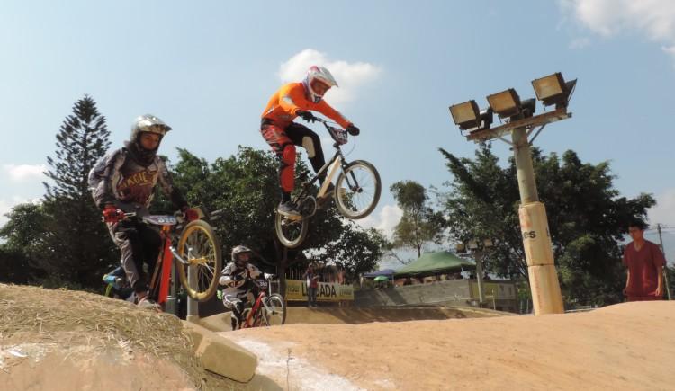 Interclubes de BMX, ciclismo