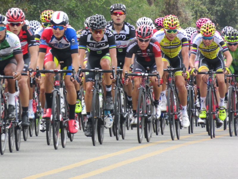 Vuelta al Valle, Ciclismo