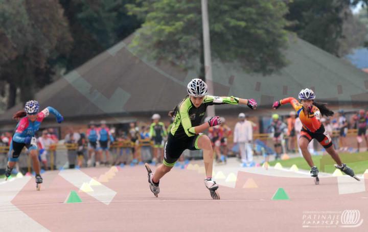 Campeonato Nacional de Patinaje de Carrera