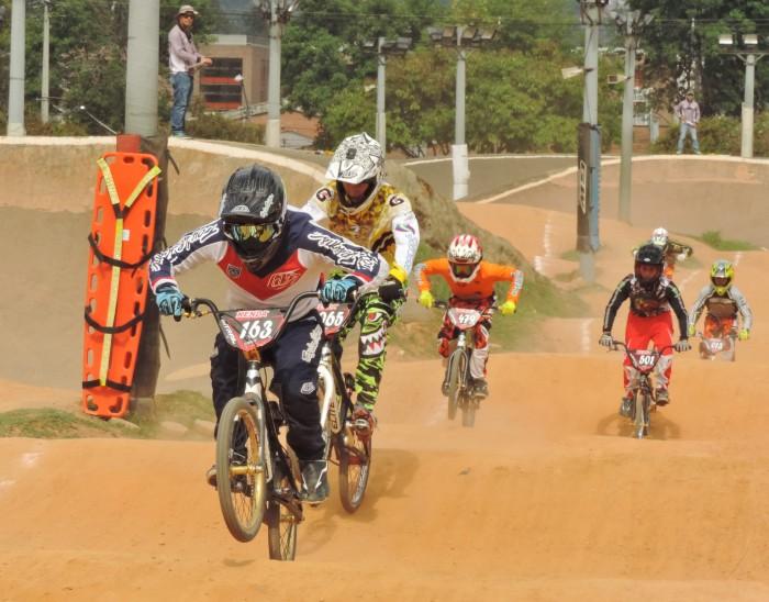 Panthers Bikes Bello dominó en el II Premundial de BMX