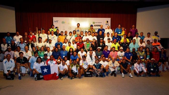 Workshop regional de tenis 2016