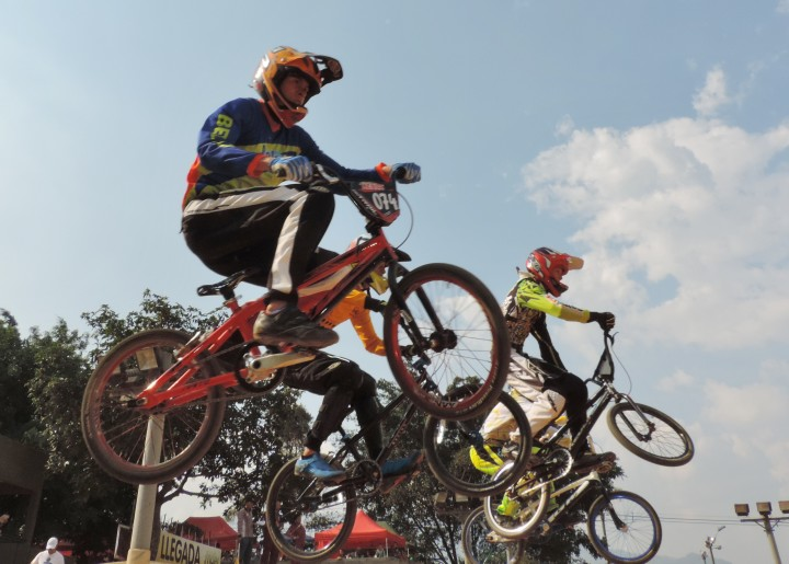 Finalizó la Primera Copa Antioquia de Bicicrós