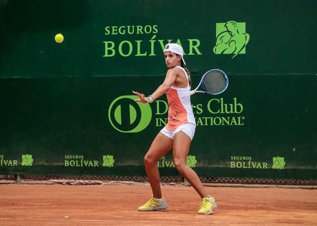 Emiliana Arango aseguró su presencia en el Roland Garros