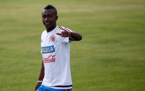 Marlos Moreno - Selección Colombia