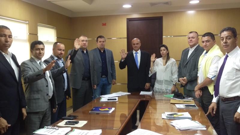 Junta directiva de Indeportes Antioquia