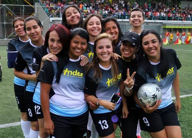 INDER - Juegos Deportivos Ciudad de Medellín
