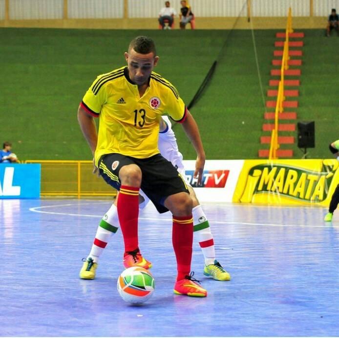 Mundial de Futsal en Colombia