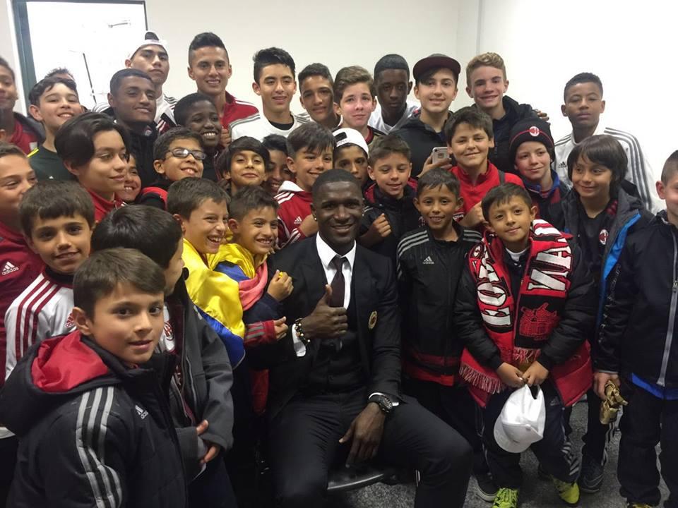 Milan Junior Camp en Medellín