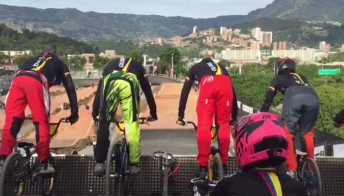 Campeonato Mundial BMX