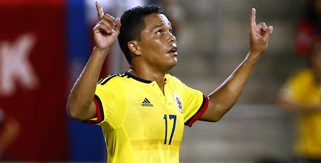 Selección Colombia - Carlos Bacca