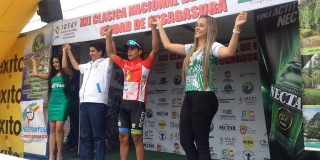 Fabio Duarte,Campeón de la Clásica de Fusagasugá.