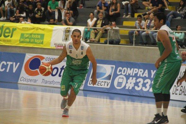 Jonathan Rodríguez, Academia de la montaña