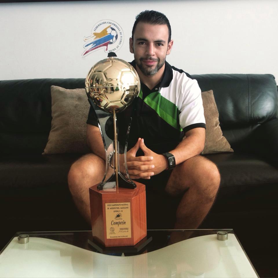 Antioqueño dirigirá la Selección Colombia Futsal