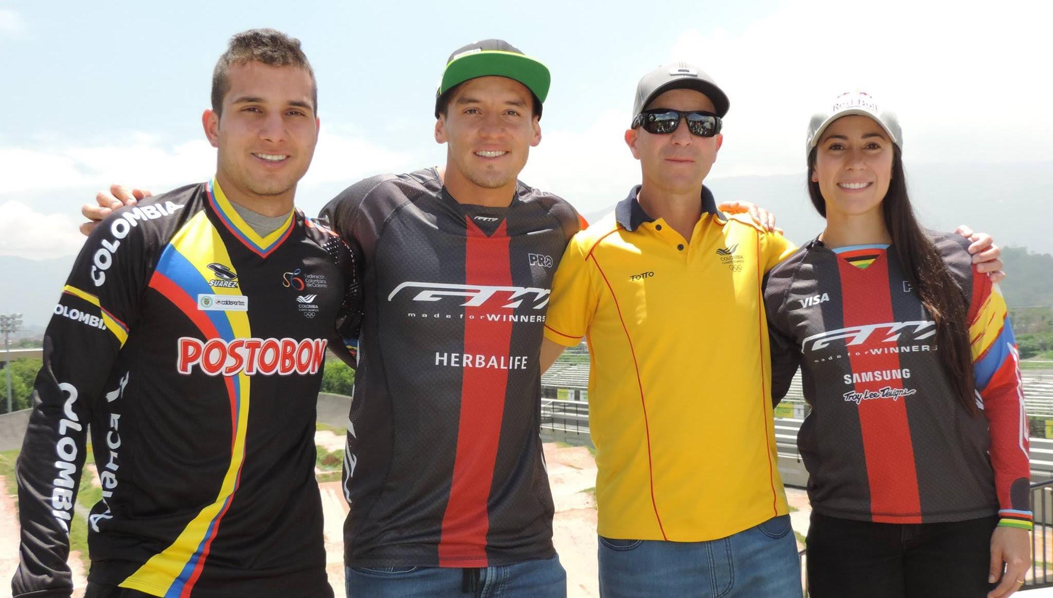 Copa Mundo BMX en Holanda