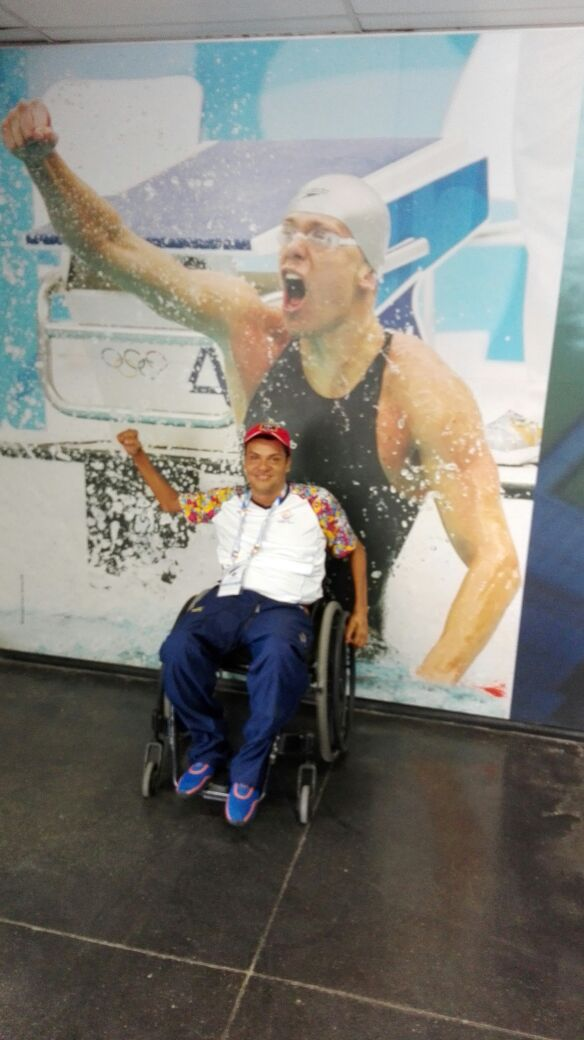Juegos Paralímpico de Río de Janeiro