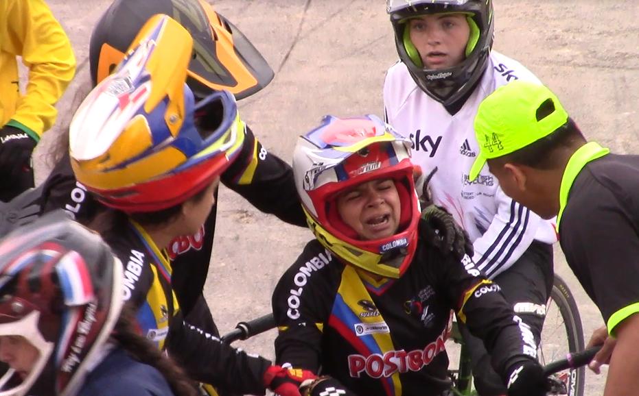 Mundial BMX en Medellín